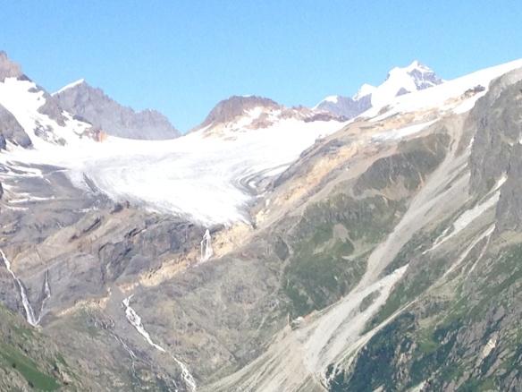 Kanderfirn Glacier