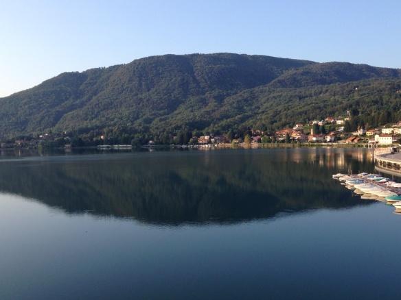 Ponte Tresa, near Lugano Switzerland