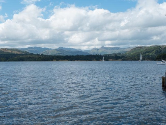 Windermere in the Lakes District