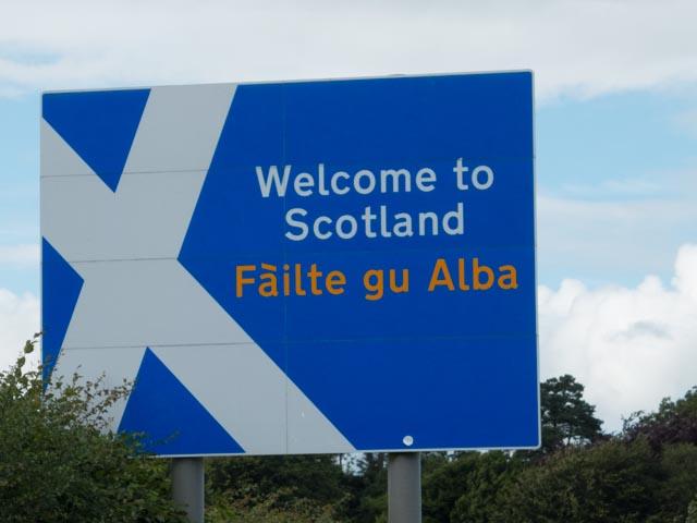 Filte gu alba welcome to scotland in gaelic two and fro welcome to scotland m4hsunfo