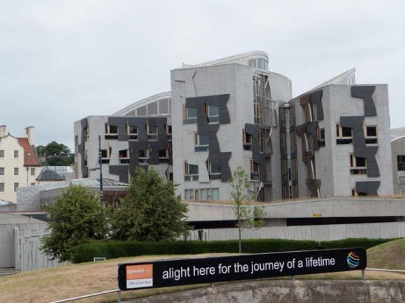 Scottish Parliament Building