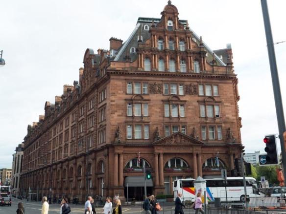 The Caledonian Hotel, Edinburgh